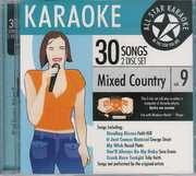 Karaoke: Mixed Country, Vol. 9