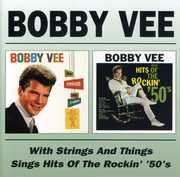 With Strings & Things /  Hits of the Rockin 50's [Import]