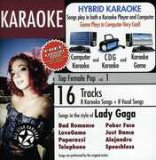 Karaoke: Hits Of Lady Gaga, Vol. 1