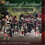 Flower of Scotland: Best of Pipes & Drums