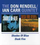 Shades of Blue /  Dusk Fire [Import]