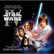 Star Wars: Episode IV - a New Hope (Score) (Original Soundtrack)