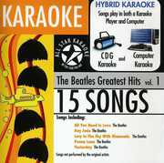Karaoke: The Beatles Greatest Hits 1 /  Various