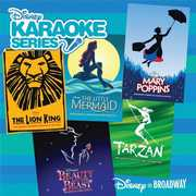 Disney's Karaoke Series: Disney on Broadway /  Various