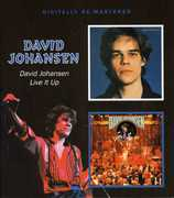 David Johansen /  Live It Up [Import]