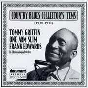 Country Blues Collector's Items (1930-41) /  Var
