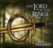 Lord of the Rings Trilogy (Original Soundtrack) [Import]