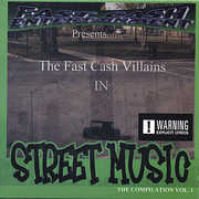 Street Music the Compilation 1 /  Various