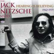 Jack Nitzsche Story: Hearing Is Believing /  Various [Import]