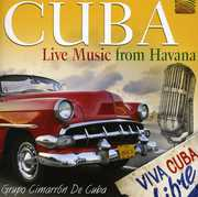 Cuba: Live Music from Havana /  Various