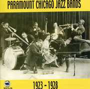 Paramount Chicago Jazz Bands 1923-1928 /  Various