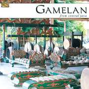 Gamelan from Central Java