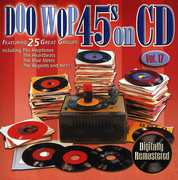 Doo Wop 45's on CD 17 /  Various