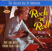 Golden Age of American Rock N Roll 4 /  Various [Import]