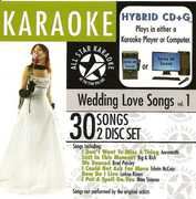 Karaoke: Wedding Songs, Vol. 1