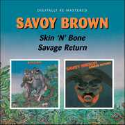 Skin N Bone/ Savage Return [Remastered] [Slipcase] [Import]