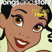 Songs & Story: Princess & the Frog