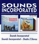 Sounds Incorporated /  Sounds Inc 2 [Import]