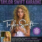 Taylor Swift - Karaoke [CD/ DVD Combo]