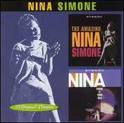 Amazing Nina Simone /  Nina Simone at Town Hall