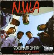 Straight Outta Compton: 20th Anniversary Edition [Import] , N.W.A