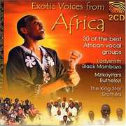Exotic Voices from Africa: 30 Best of African /  Various