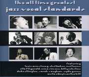 All Time Greatest Jazz Vocal Standards /  Various