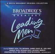 Broadway's Greatest Leading Men /  Various