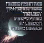 Music from the Transformers Trilogy (Original Soundtrack)