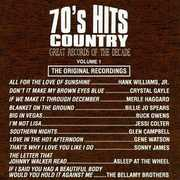 70's Country Hits 1 /  Various