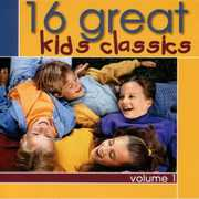16 Great Kids Classics /  Various