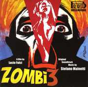 Zombi 3 (Original Soundtrack) [Import]