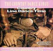 Country Line Dance Time [Import]