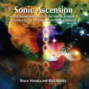 Sonic Ascension-Sacred Sound Journeys Into 1