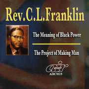 Meaning of Black Power /  Project of Making Man