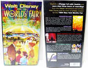 Walt Disney and The 1964 World's Fair [Box Set] [With Book]