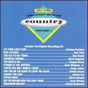 All Time Greatest Country 1 /  Various