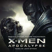 X-Men: Apocalypse (Score) (Original Soundtrack)