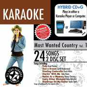 Karaoke: Most Wanted Country
