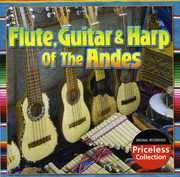 Flute Guitar & Harp of the Andes /  Various