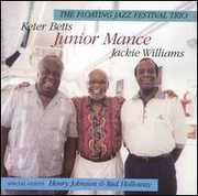 Junior Mance and The Floating Jazz Festival
