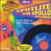 Spotlite Series: Apollo Records 6 /  Various
