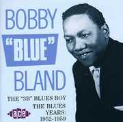 3B Blues Boy: Blues Years 1952-59 [Import]