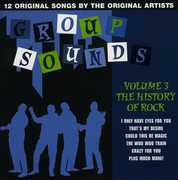 History of Rock 3: Group Sounds /  Various
