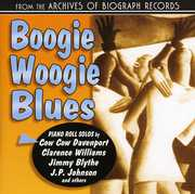 Boogie Woogie Blues /  Various