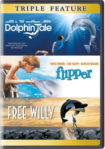 Dolphin Tale/ Flipper/ Free Willy