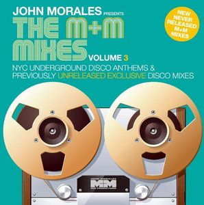 Instrumentals: M and M Mixes Vol 3
