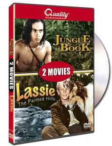 Jungle Book/ Lassie-Painted Hills
