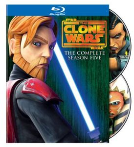 Star Wars: Clone Wars - Season Five