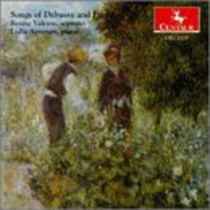 Songs of Debussy & Faure